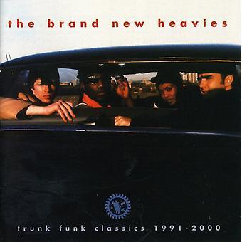 Brand New Heavies - 1991-00-Trunk Funk Classics [CD] USA import