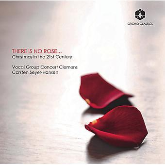Borch / Chilcott / Vocal Group Concert Clemens - There Is No Rose [CD] USA import