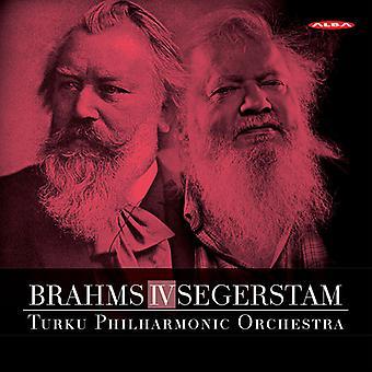 Brahms Iv Segerstam [SACD] USA import