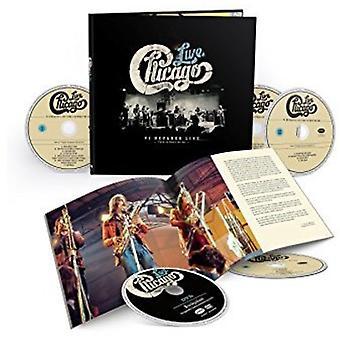 Chicago - Chicago: Vi Decades Live [CD] USA import