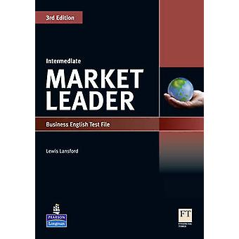 Market Leader 3rd Edition Intermediate Test File (3rd Revised edition