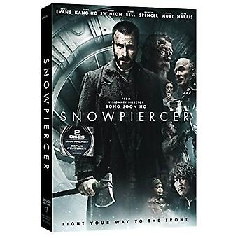 Snowpiercer [DVD] USA import
