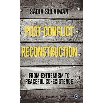 PostConflict Reconstruction  From Extremism to Peaceful CoExistence by Sadia Sulaiman