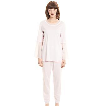 Féraud High Class 3201151-11577 Damen's neue Rose Baumwolle Pyjama Set