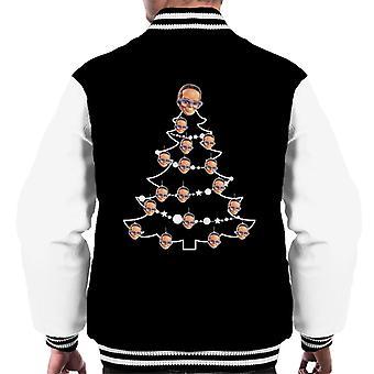 Thunderbirds juletræ hjerner Mænd's Varsity Jacket