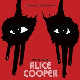 Alice Cooper - Super Duper Alice Cooper [DVD] USA import