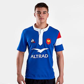 Le Coq Sportif France Rugby Replica Shirt