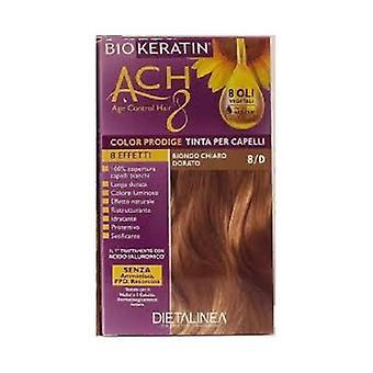 Biokeratin ACH8 Color Prodige 8 / D light golden blonde 1 unit