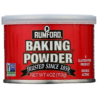 Rumford hliník zadarmo prášok do pečiva
