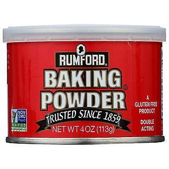 Poudre de cuisson sans aluminium Rumford