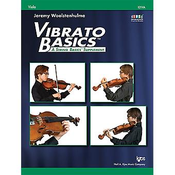 Vibrato Basics Viola  Steps to Success for String Orchestra by Jeremy Woolstenhulme