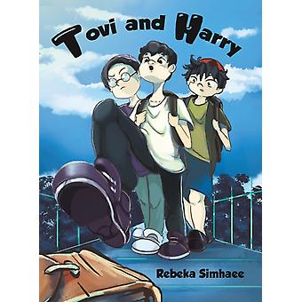 Tovi and Harry by Simhaee & Rebeka