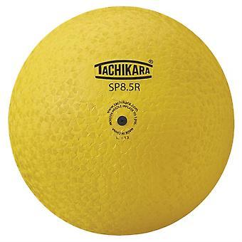 BA132P, Tachikara Playground Ball - 10 (Yellow)