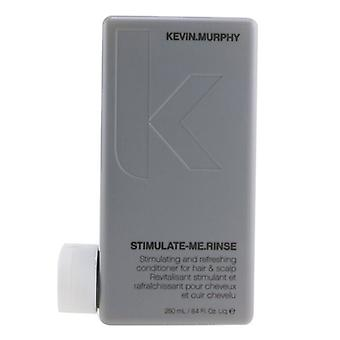 Kevin Murphy Stimulate-Me.Rinse (Stimulating and Refreshing Conditioner - For Hair & Scalp) 250ml/8.4oz