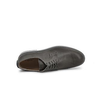 Madrid - Shoes - Lace-up shoes - 604_PELLE_GRIGIO - Men - gray - EU 42