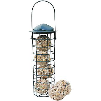 CJ Wildlife Fat Ball Feeder - Green 33cm