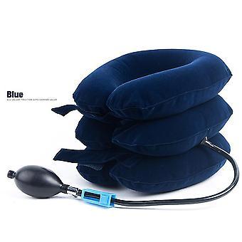 Puha, felfújható, nyaki fájdalomcsillapítás - Vontatási nyaknyakörvek a tartásért