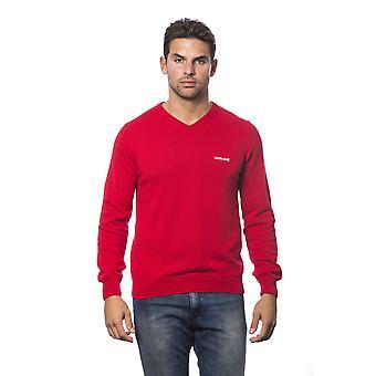 Roberto Cavalli Sport Rosso Sweater RO815930-S