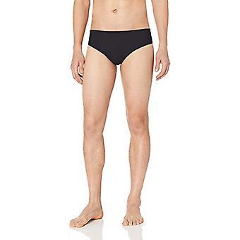 Essentials Men's Swim Brief, Black, XX-Large