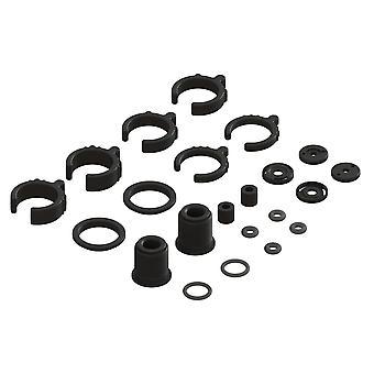 Arrma AR330451 Parti d'urto composite/Set di anelli compositi (2)