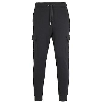True Religion Black Cargo Pants