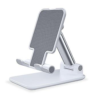 Desk Mobile Phone Holder Stand For Iphone Ipad Adjustable Metal