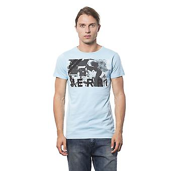 Verri Men's Azzurro Sky T-Shirt VE686007