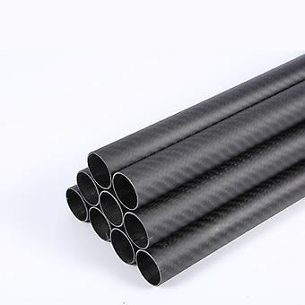 Carbon Fiber Tube Drohne Zubehör - Od10mm / 12mm / 14mm / 15mm / / 16mm / 18mm /