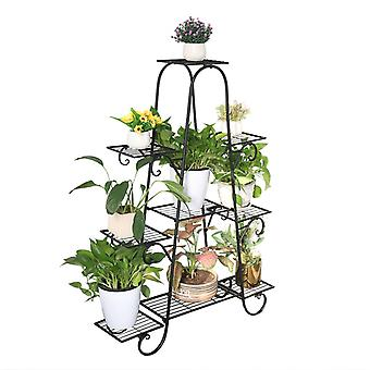 Have fortykket Metal Plant Stand