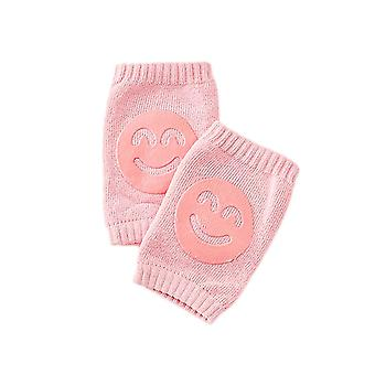 Copii Non Slip Crawling Cot Sugari Toddlers Baby Accesorii Smile Knee Pads Protector Leg Warmer Girls Boys