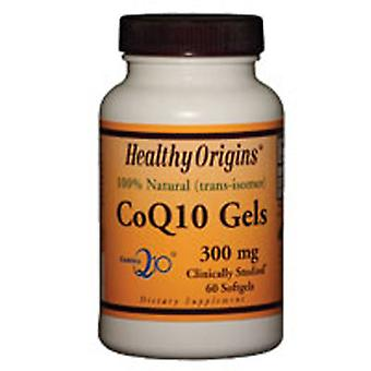 Healthy Origins Coq10, 300MG, 60 Softgels