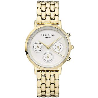 Rosefield the gabby Watch for Women Analog Quartz with Stainless Steel Bracelet NWG-N90
