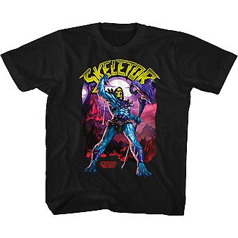 Youth Skeletor Masters of the Universe Shirt