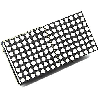 Keyestudio 16x8 Red DOT Matrix Shield