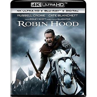 Robin Hood [Blu-ray] USA import