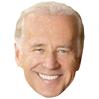 Joe Biden American Politician 2D Card Party Face Mask