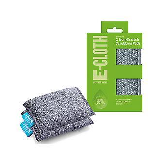 E-Cloth Non Scratch Scrubbing Pads NSPUK