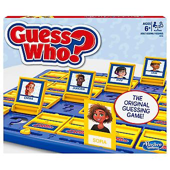 Guess Who? - Board games