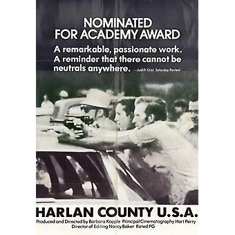 Harlan County, Usa filmposter (11 x 17)