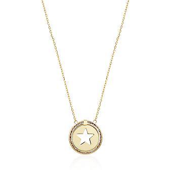 Collier d'or étoile- Altınbaş Vie