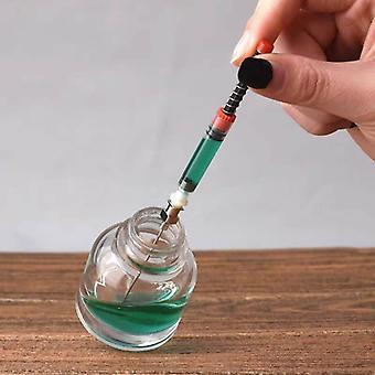 القمر هونغديان نافورة القلم القلم القلم الحبر، أداة جهاز امتصاص الحقن