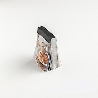 100pcs / Definir cartão postal terno adesivos medievais com envelope