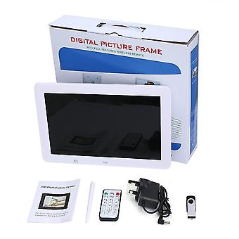 Hd Digital Photo Frame Motion Sensor Led Picture Frame With Wireless Remote