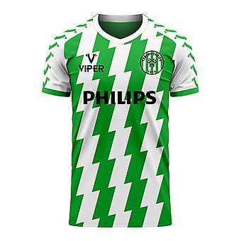 Ferencvaros 2020-2021 Home Concept Football Kit (Viper)