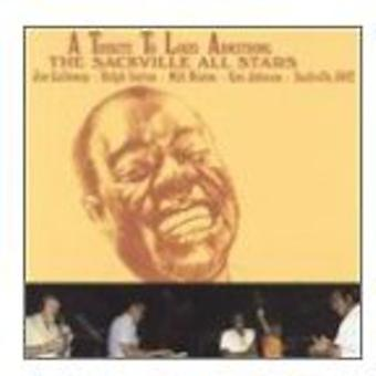 Sackville All Stars - Tribute to Louis Armstrong [CD] USA import