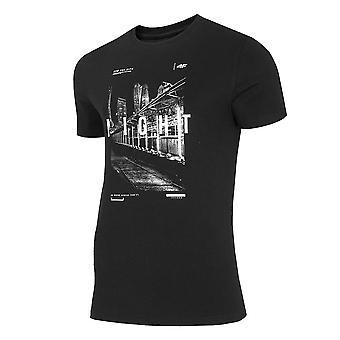 4F TSM025 H4Z20TSM02520S universal all year men t-shirt