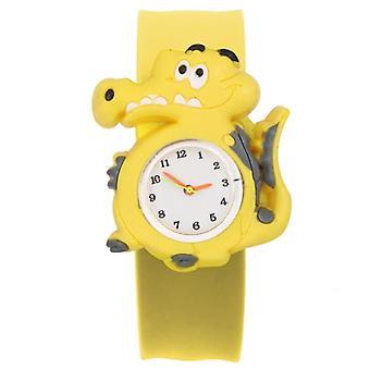 Baby Watch 3d Cartoon Kids Zegar na nadgarstek Kwarc
