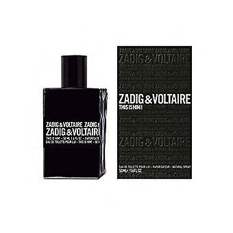 Spray di 50 ml di zodig & Voltaire
