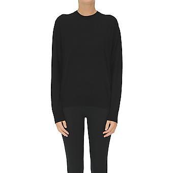N°21 Ezgl068244 Women's Black Wool Sweater
