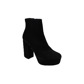 Steve Madden Womens gratify Suede Round Toe Mid-Calf Fashion Boots